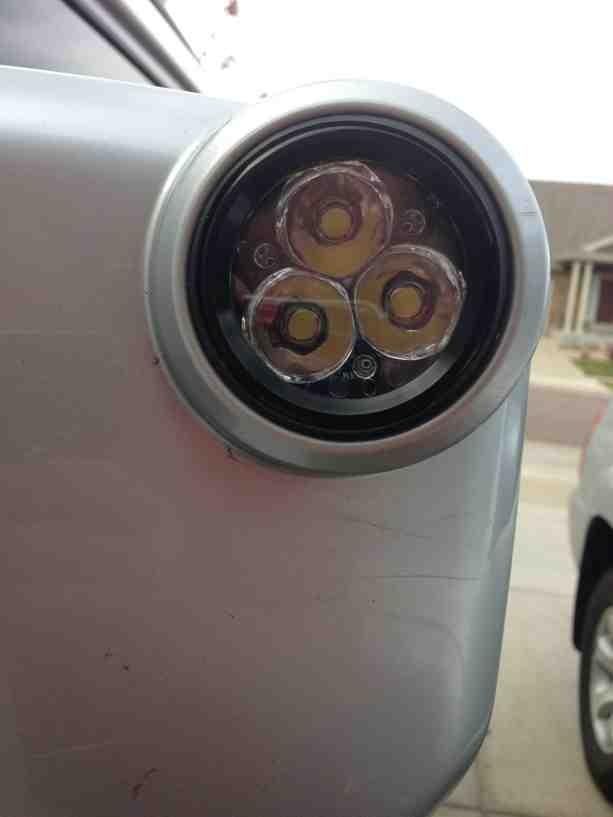 My Mirror Light Mod W Pics Toyota Fj Cruiser Forum