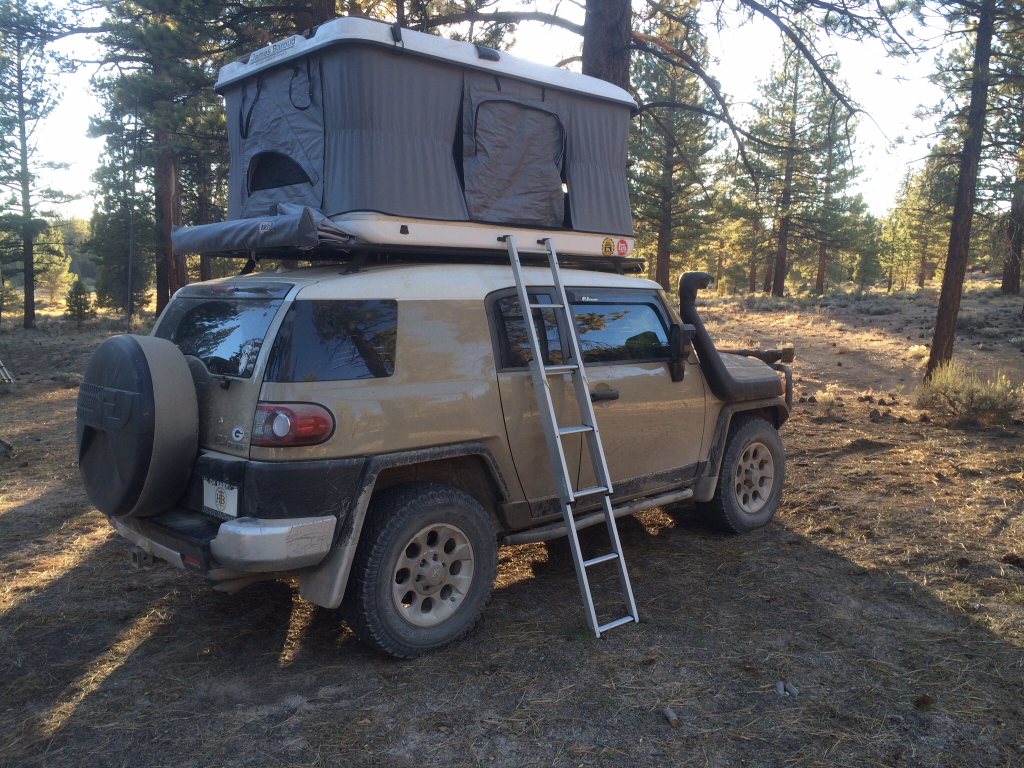 How Many People Run Rooftop Tents And Actually Like Them Pirate4x4 4x4 Off Road Forum