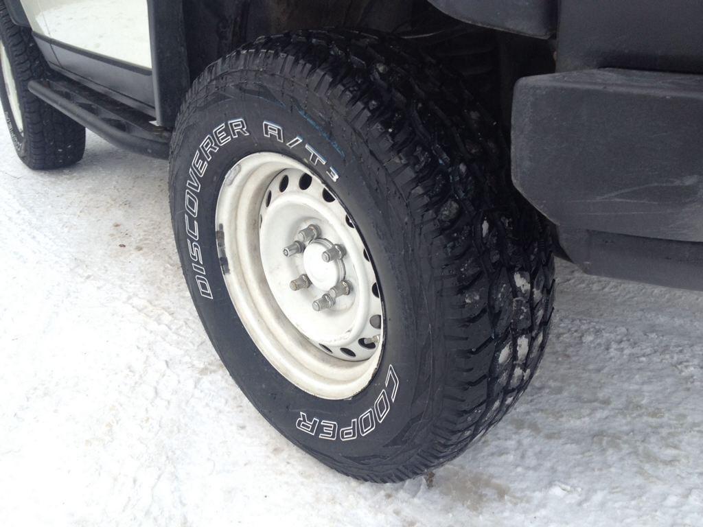 Toyo Tires White Letters >> Nitto Terra Grappler vs Cooper AT3 - Toyota FJ Cruiser Forum