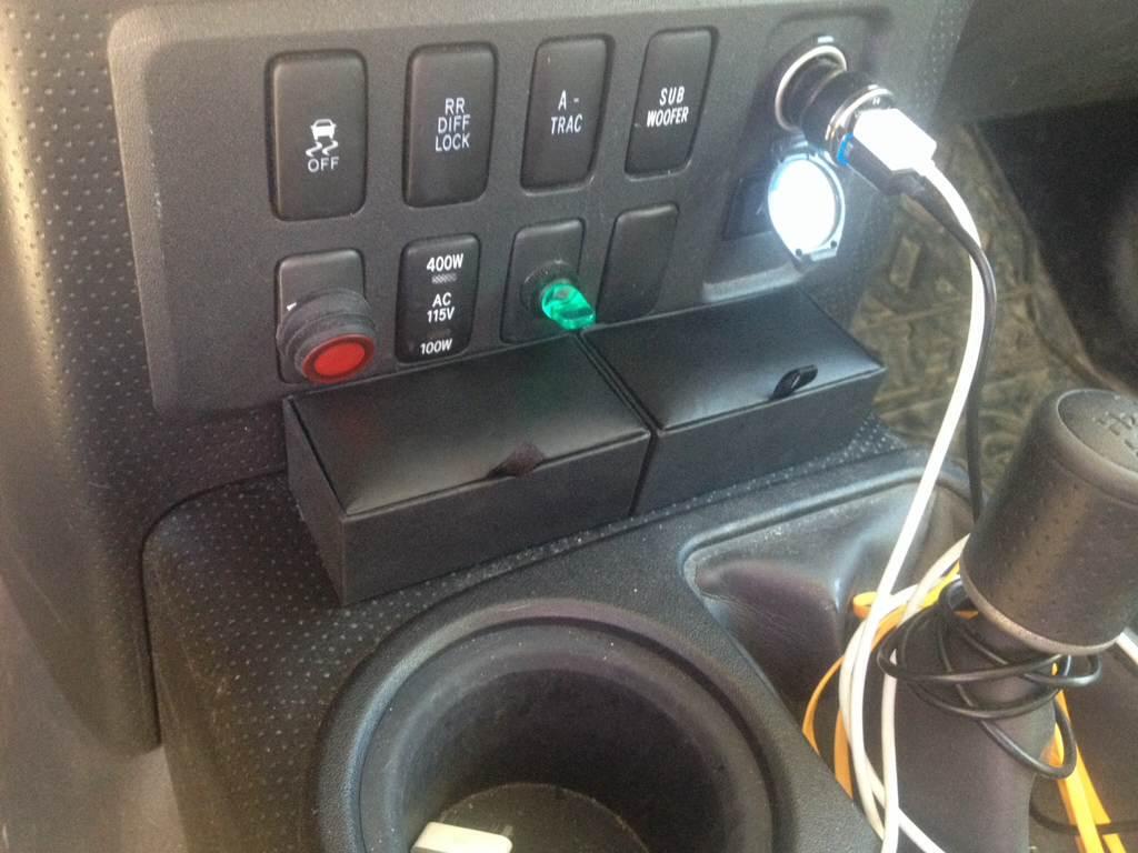 2010 F150 Custom >> Show me interior mods! - Toyota FJ Cruiser Forum