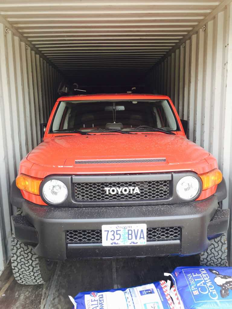 What Did You Do To Your Fj Cruiser Today Page 3102