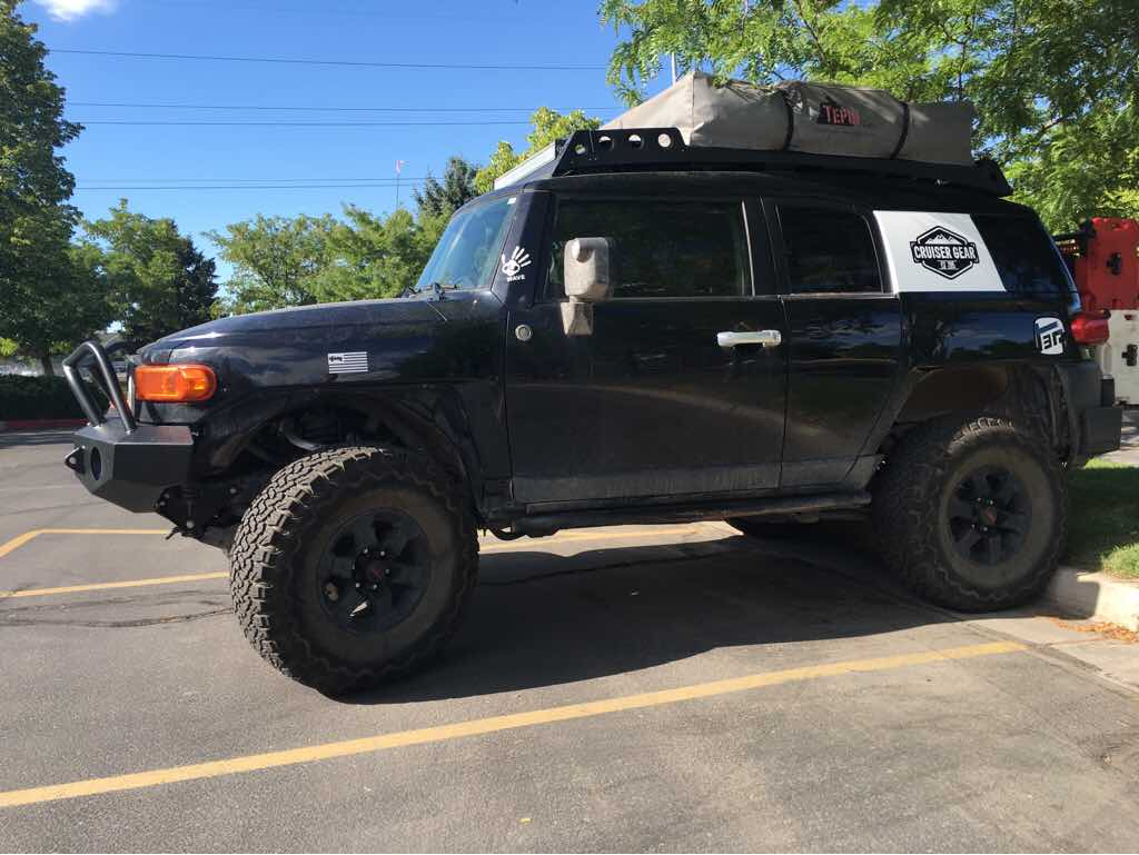Show Us Your Stickers Decals On Your Fj Page 63