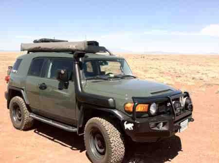 Awnings Which Size Arb Vs Rhino Toyota Fj Cruiser Forum
