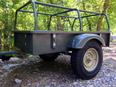 Expedition Trailer Build 1953 Bradley 4x6 Page 22