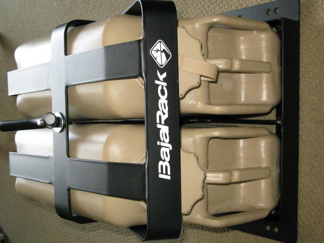 Bajarack Fuel Can Holder New Toyota Fj Cruiser Forum