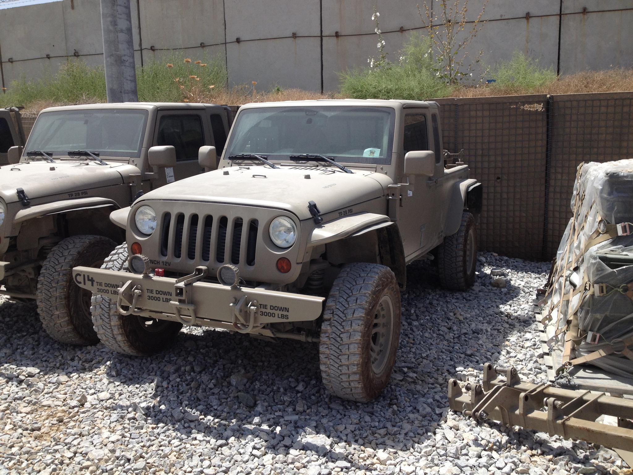 Jeep Wrangler Diesel >> 2017 Jeep Wrangler pickup - Page 6 - Toyota FJ Cruiser Forum