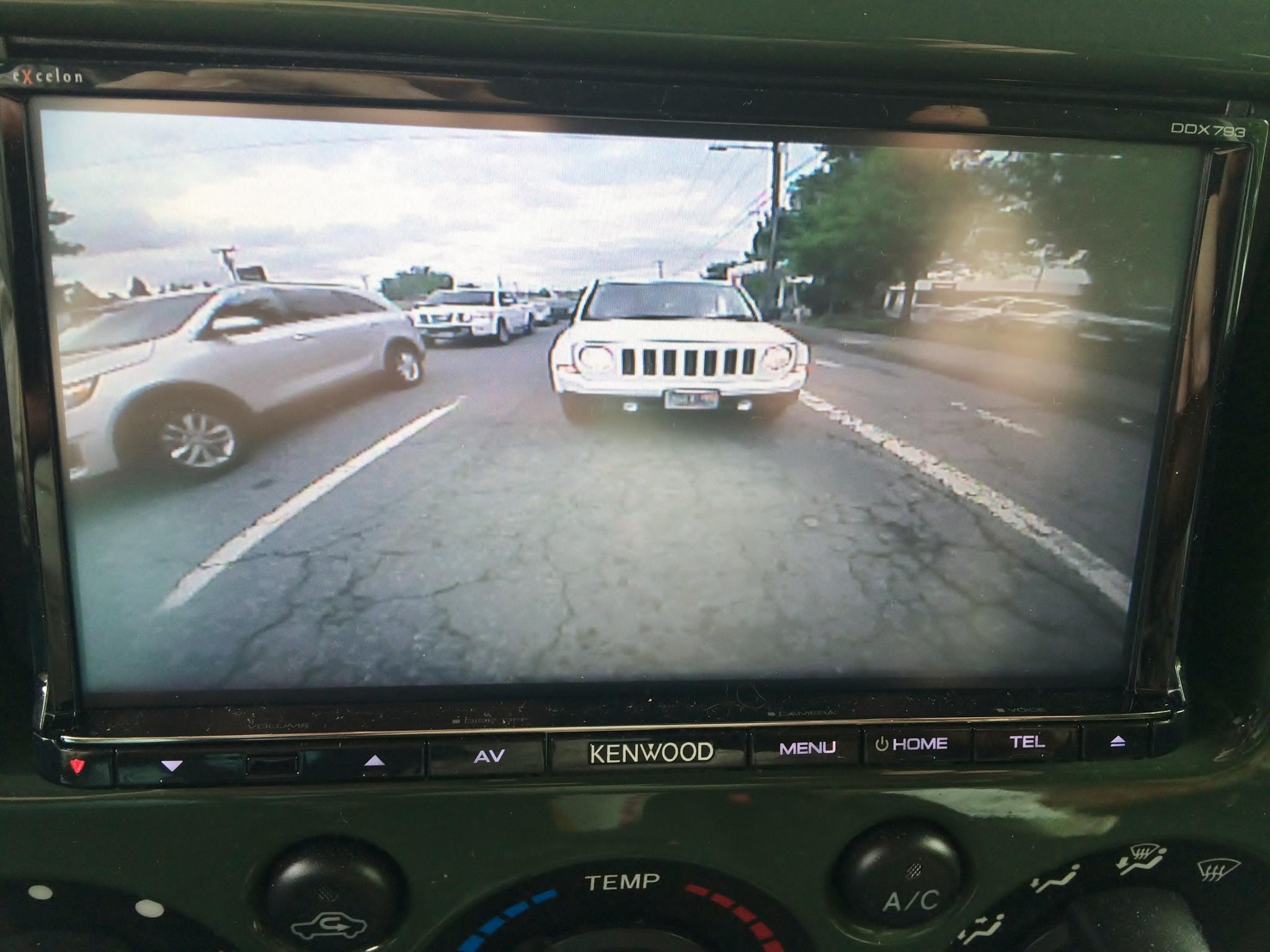 FJ Cruiser Back up camera--best one? - Toyota FJ Cruiser Forum
