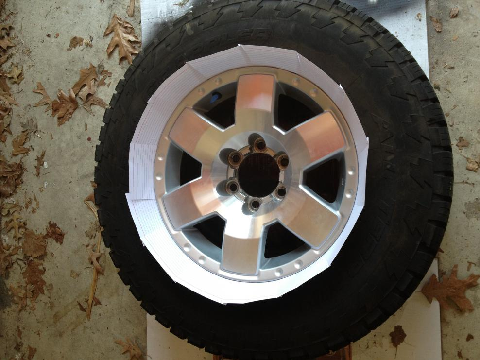 Toyota Virginia Beach >> painting stock wheels/ rims? - Toyota FJ Cruiser Forum