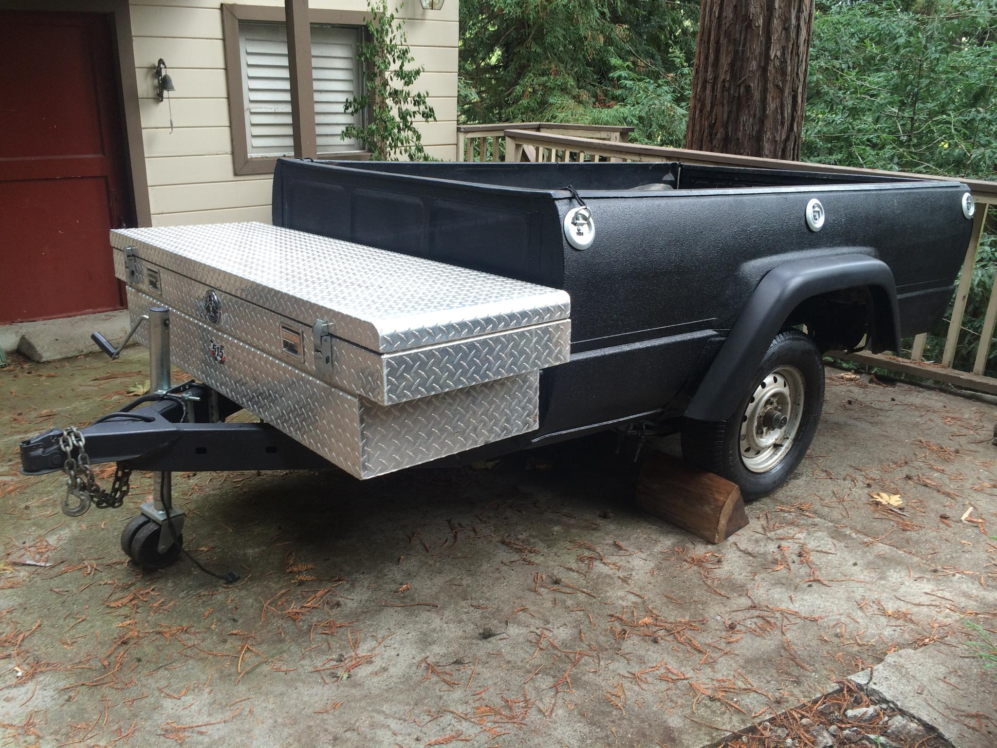 Car Trailers For Sale In Bay Area