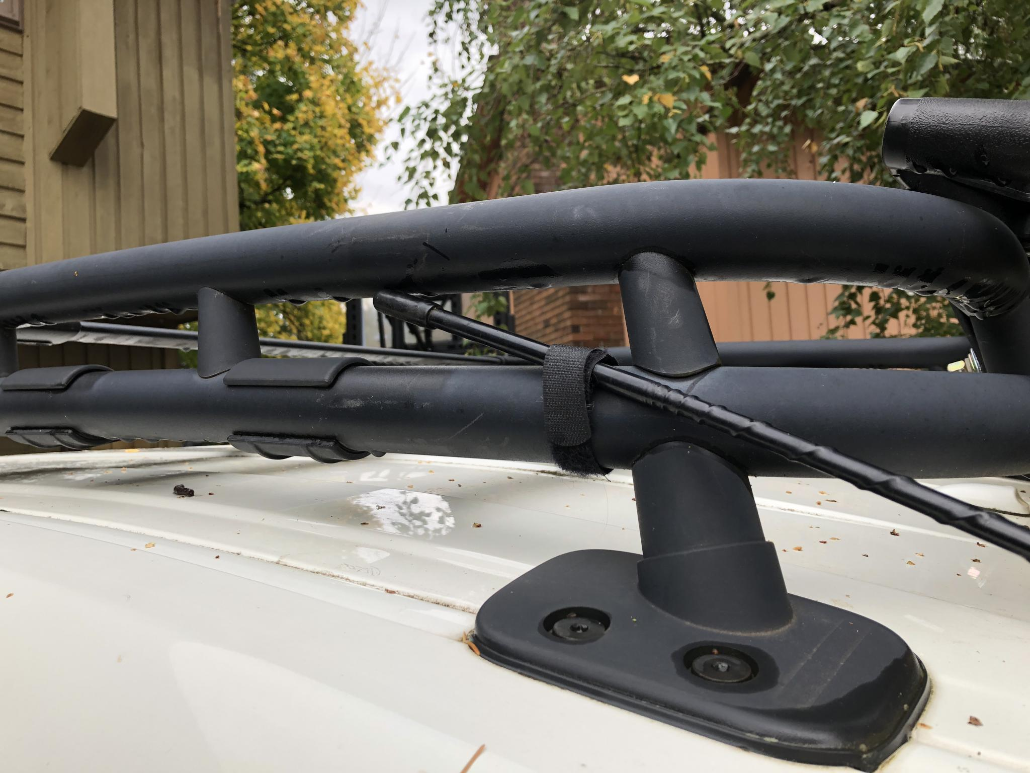 Hold Down Clip For 3 Firefly Antenna Toyota Fj Cruiser