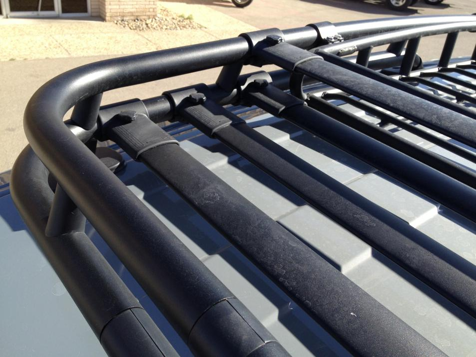 Rear Basket Stock Roof Rack Page 2 Toyota Fj