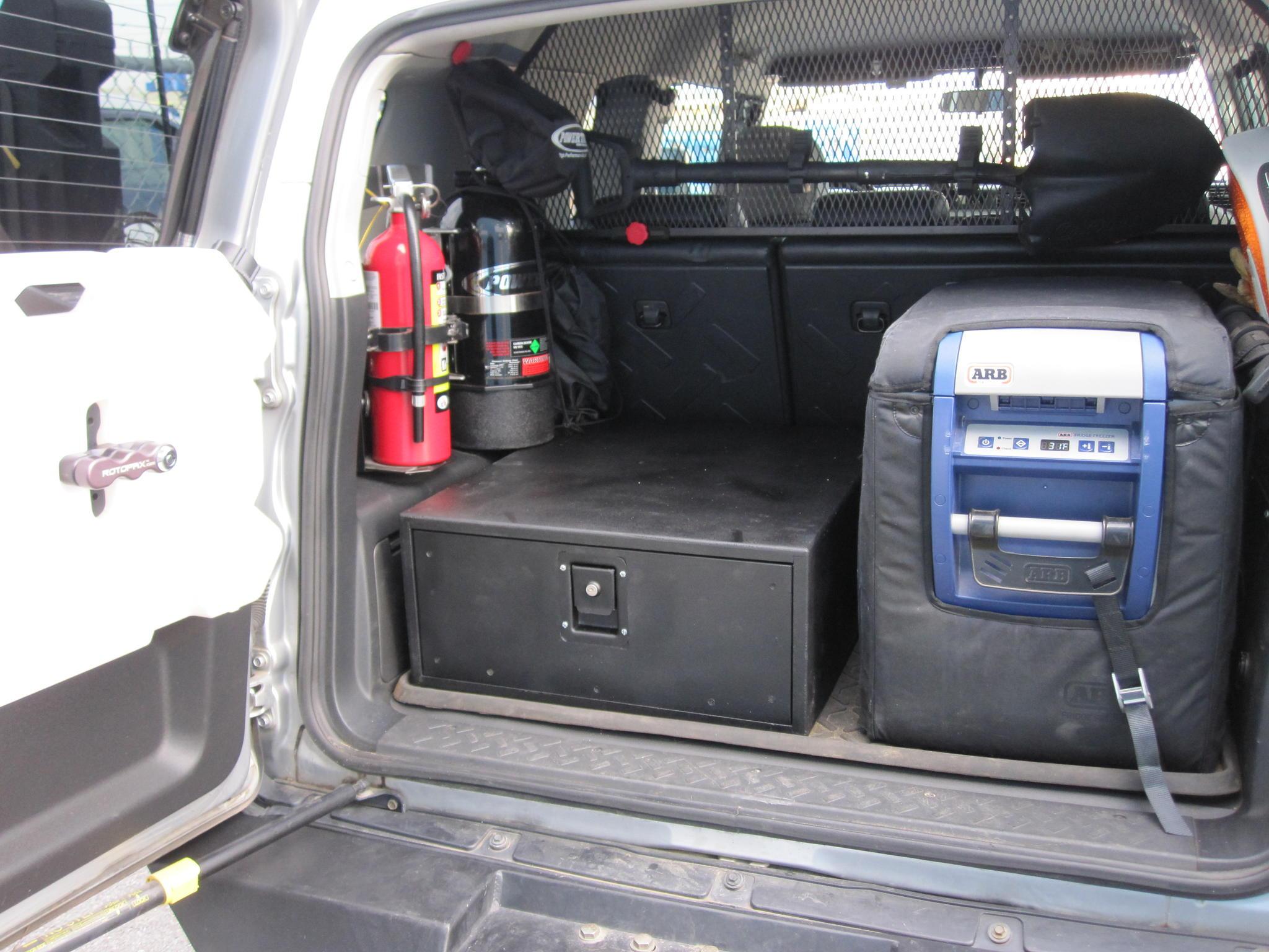 Show Me Interior Mods Page 2 Toyota Fj Cruiser Forum