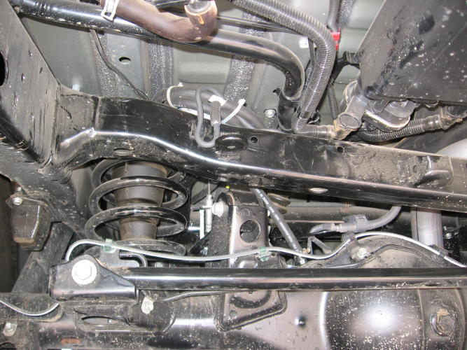 Scuba Driver Transmission Transfer Case Rear