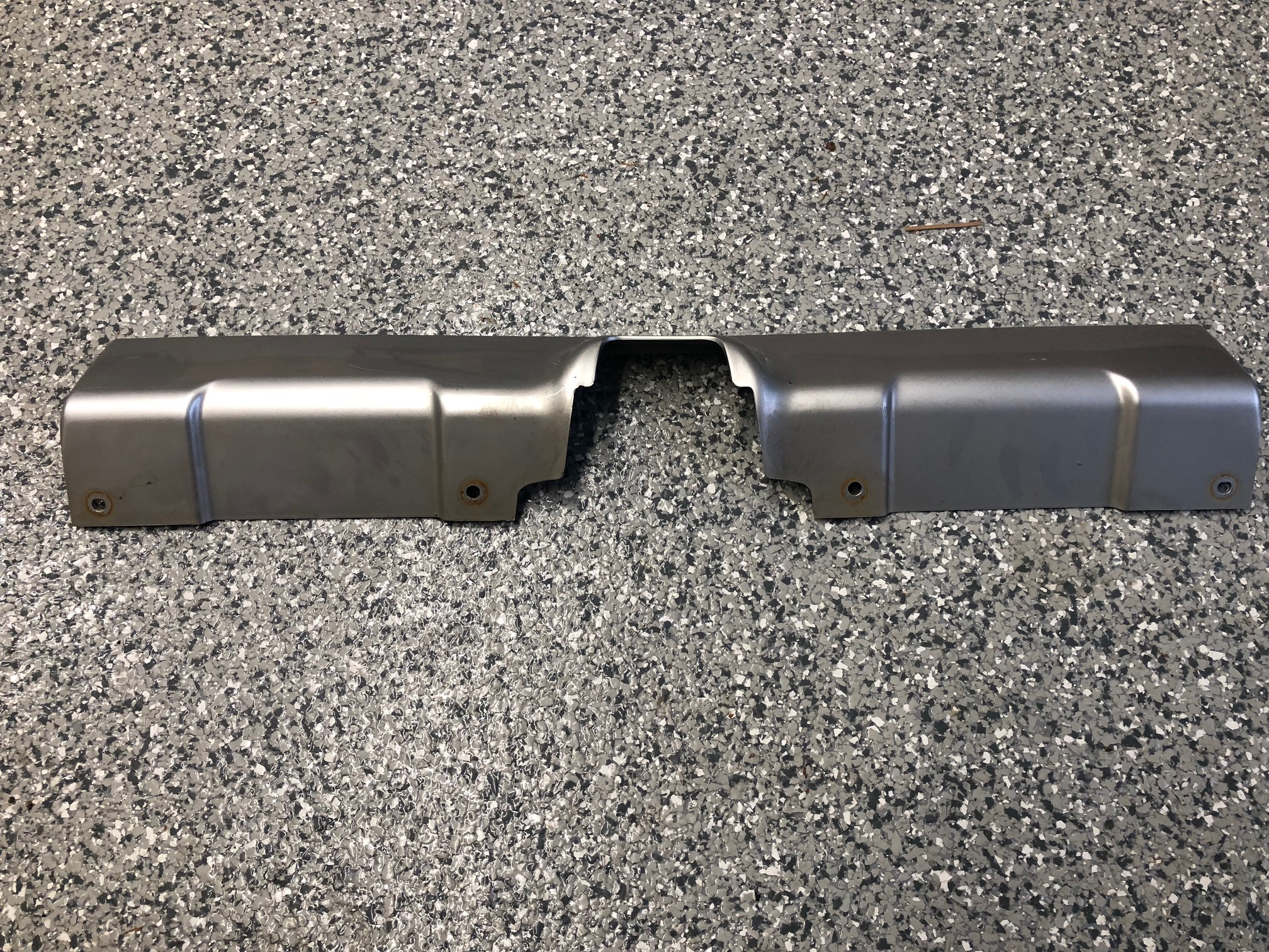 Used Fj Cruiser >> OEM Silver Parts (Door Handles, Front Bumper Caps, Rear Bumper Cap (RH), Hitch Trim) - Toyota FJ ...