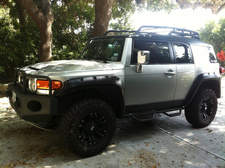 2008 Silver Fj Cruiser For Sale New Mods Low Miles