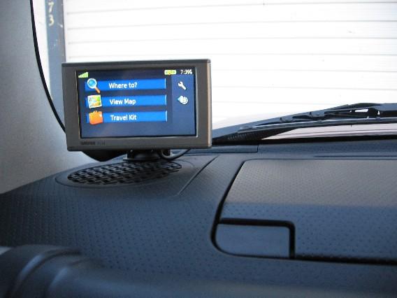 GPS Mounting Solutions - Toyota FJ Cruiser Forum