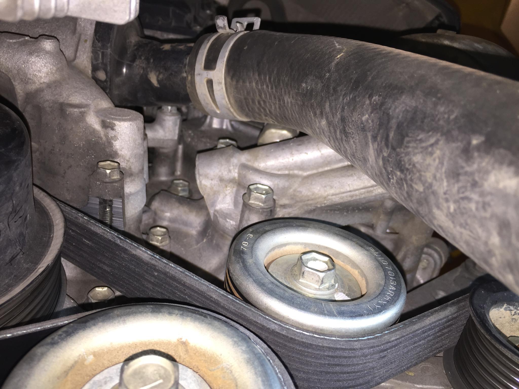 Must Read Serpentine Belt Defect Installation Problem