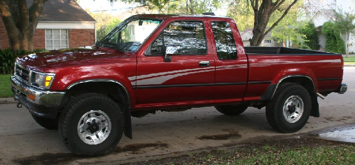 1994 Toyota 4x4 SR5 Xtd Cab for sale by original owner ...