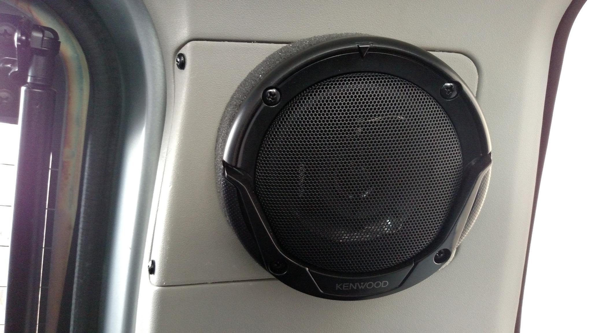 Metra Wiring Harness Toyota Fj Cruiser Diagram Stereo Adapters 4 Kenwood Kfc 1065r Speakers In Rear Pillars Forum Ford