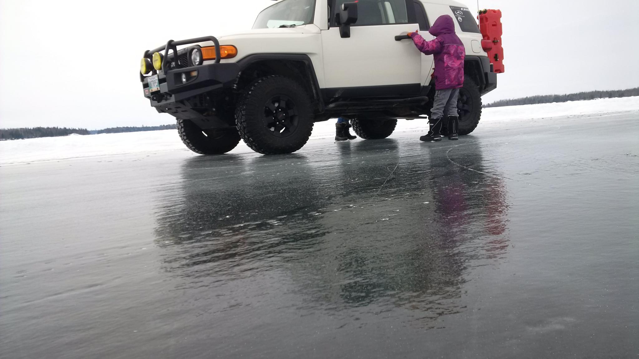 Winter is fast approaching   Are you ready? - Toyota FJ ...