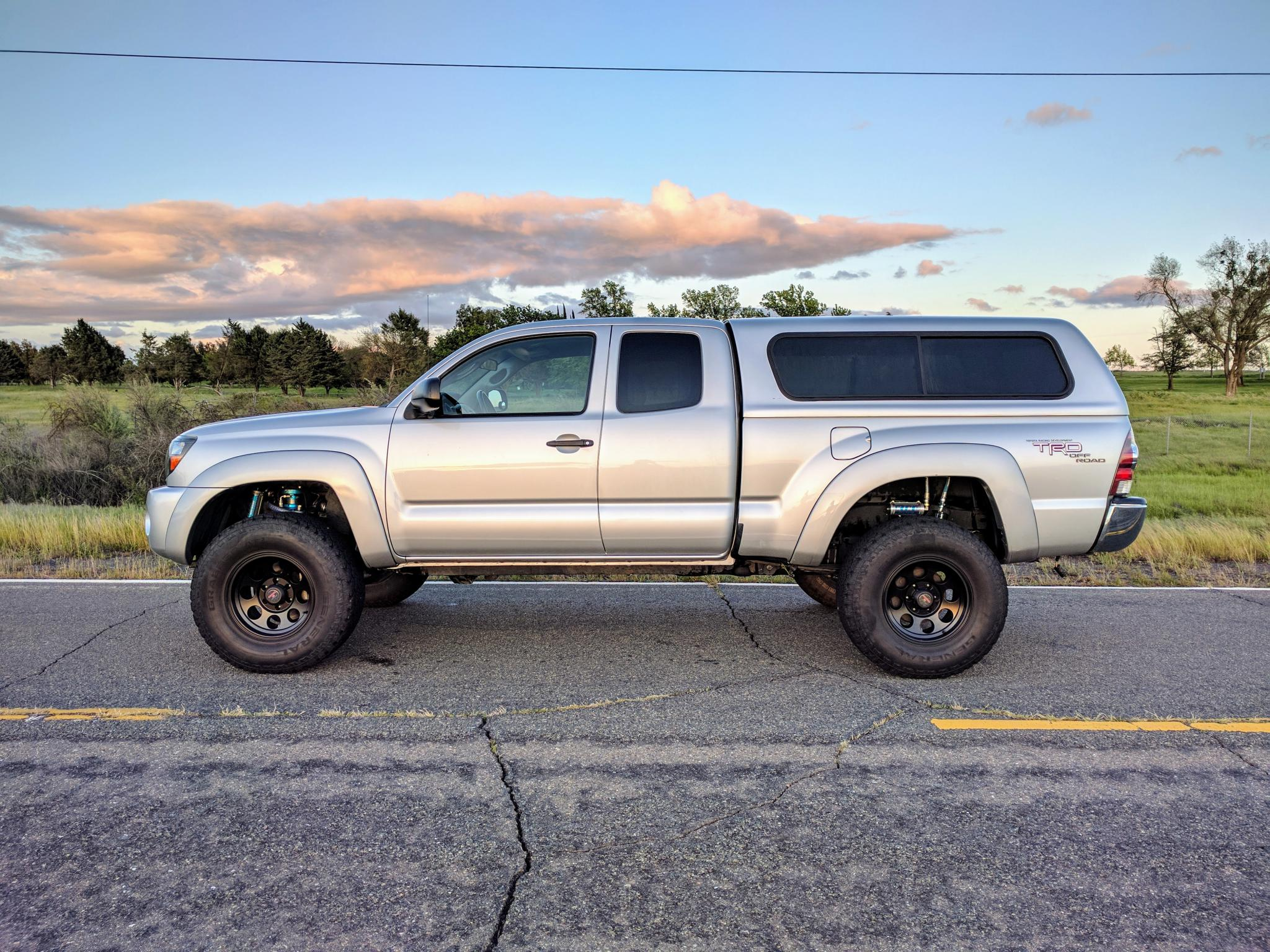 2006 Toyota Tacoma TRD Off Road 6 Speed 4x4 Possible Trade