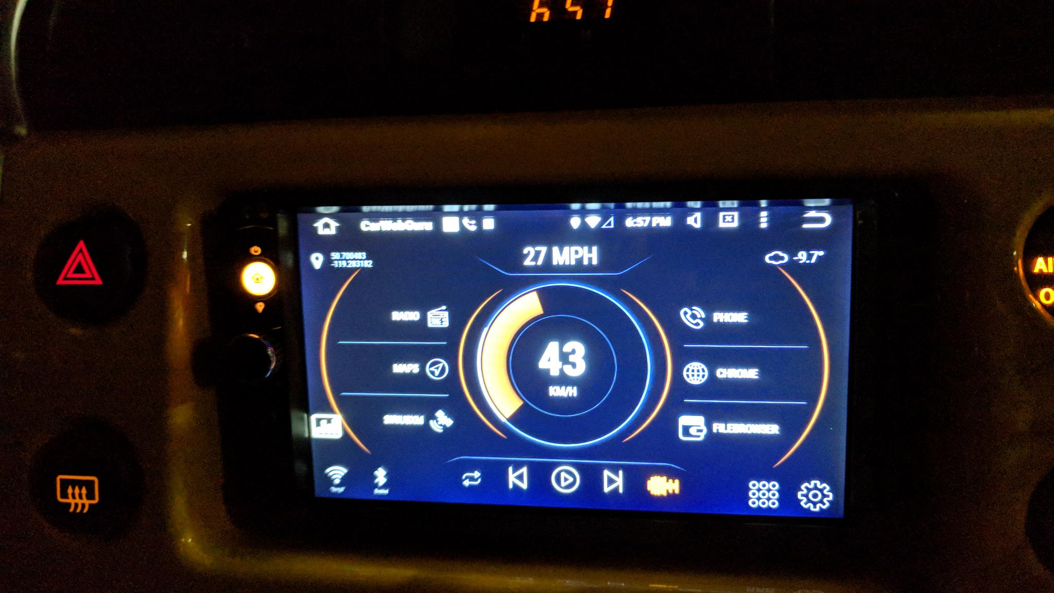 Android Stereo Upgrade - Page 86 - Toyota FJ Cruiser Forum