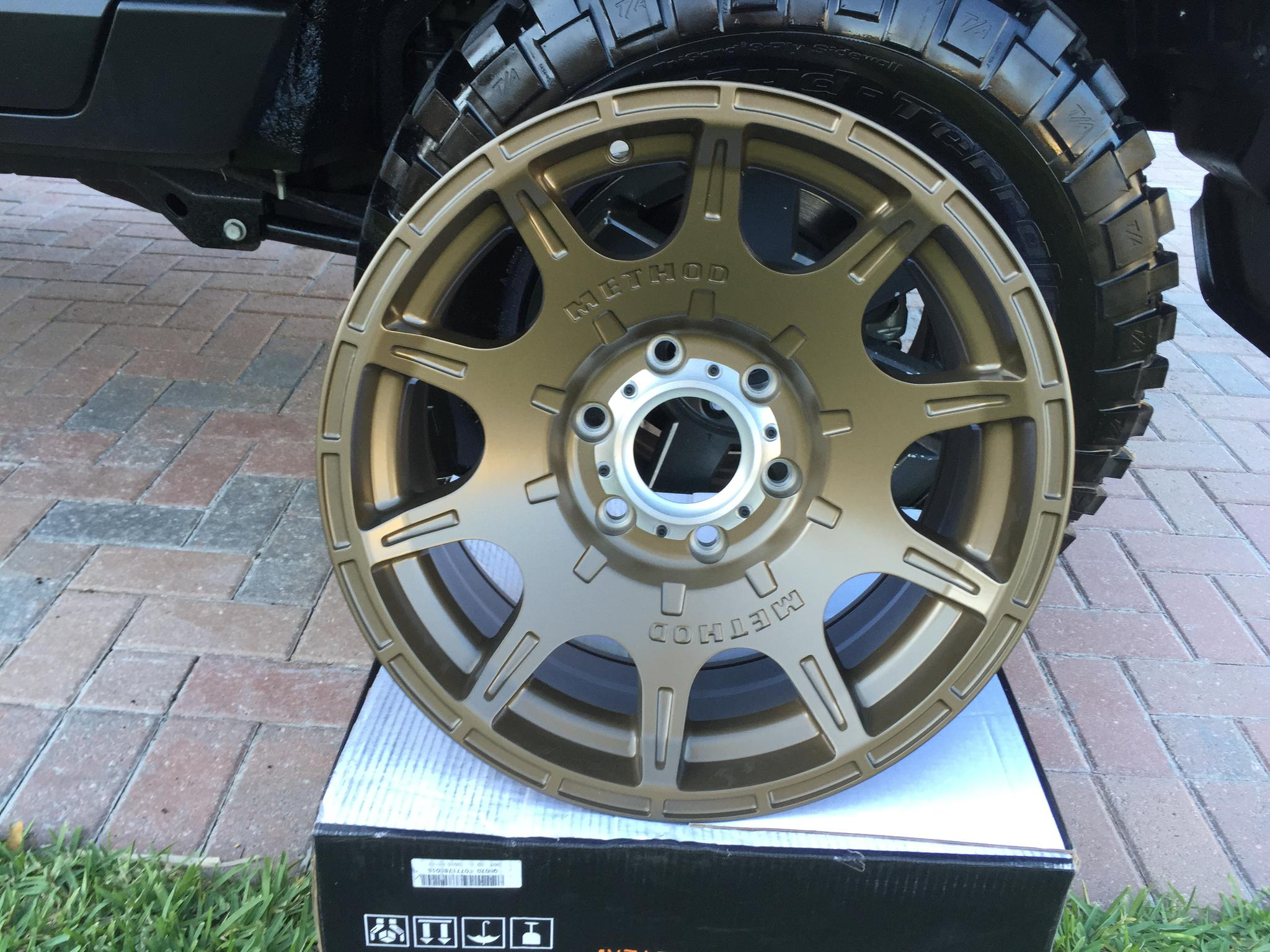 Method Roost Wheels - Page 2 - Toyota FJ Cruiser Forum
