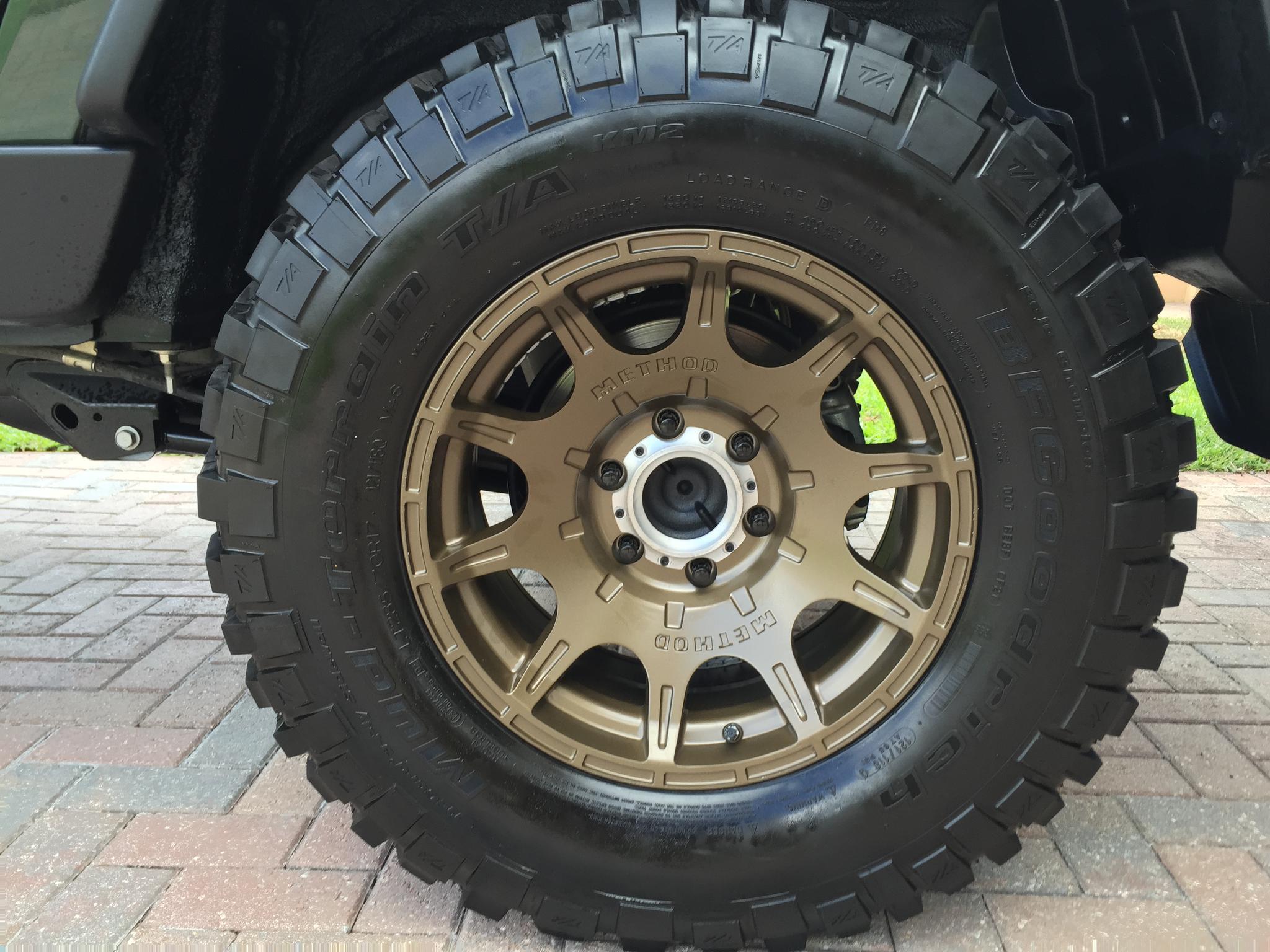 Method Roost Wheels Page 3 Toyota Fj Cruiser Forum