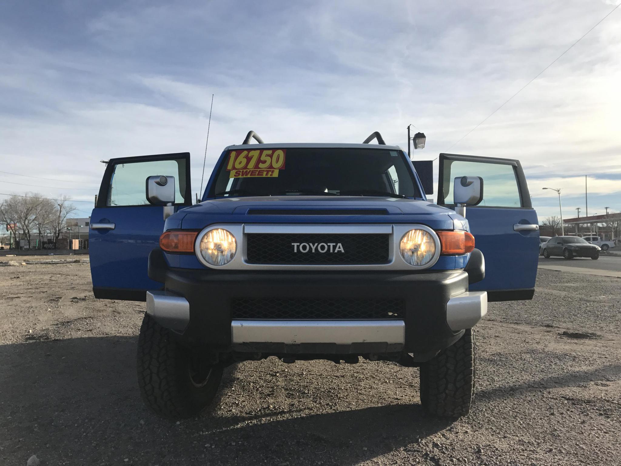First FJ, good options? - Toyota FJ Cruiser Forum