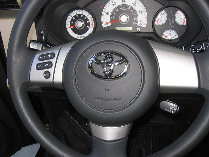 Toyota Virginia Beach >> Steering wheel mounted controls - Page 2 - Toyota FJ ...