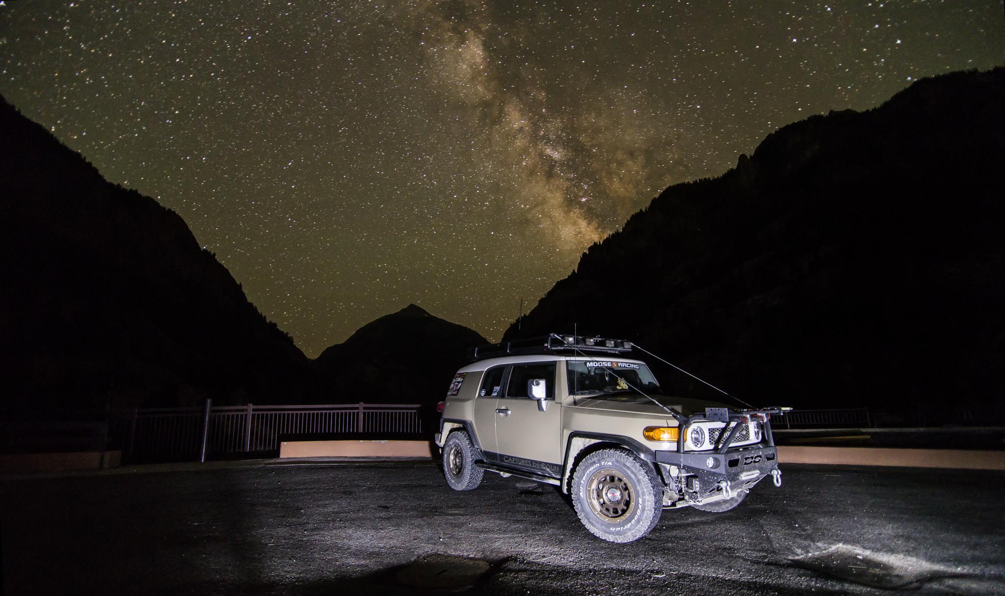 Fj Summit Annual Milkyway Photoshoot Toyota Fj Cruiser Forum