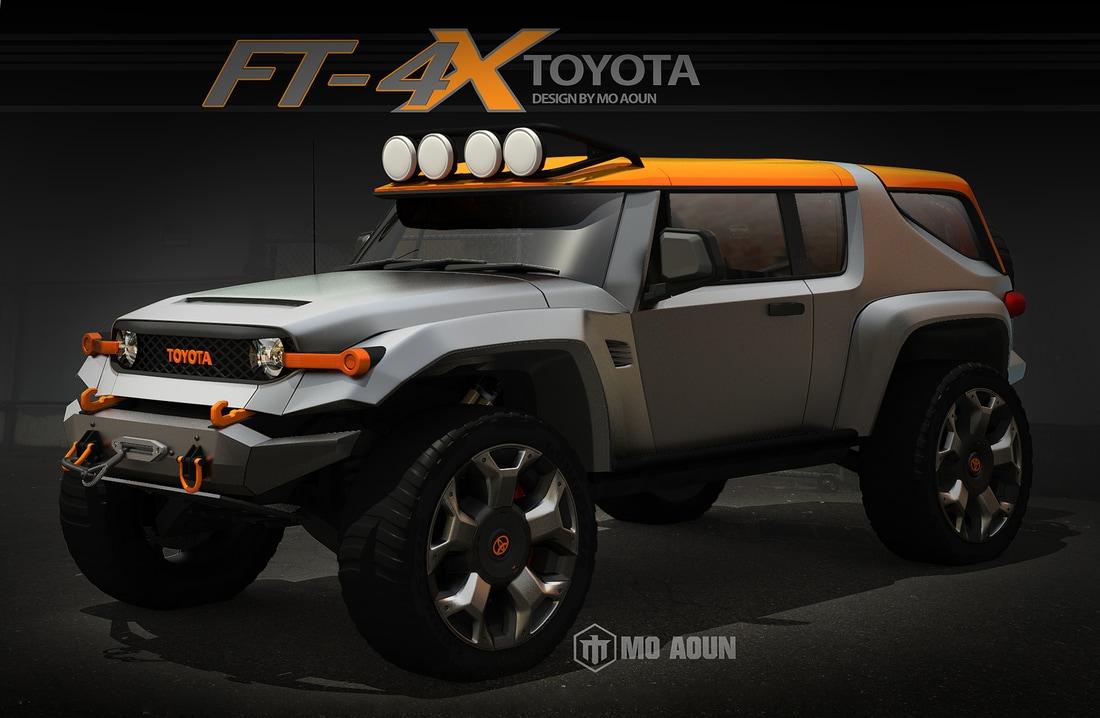 Fj Toyota 2017 >> Have this be the new fjcruiser... - Toyota FJ Cruiser Forum