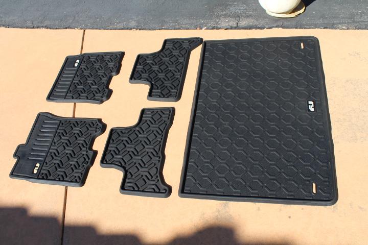 Floor Mats Rubber Toyota Cruiser Forum