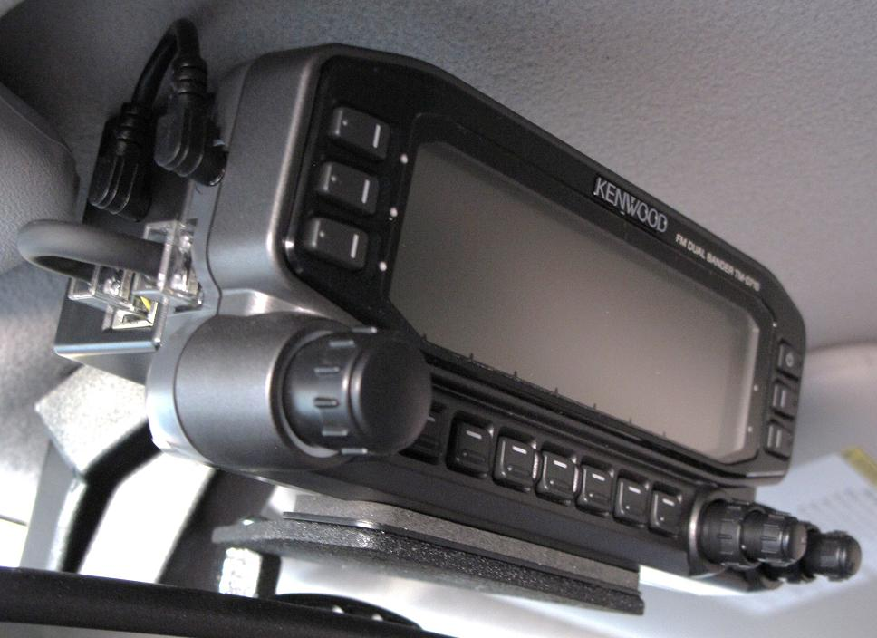 Another Kenwood Tm D710 Install Toyota Fj Cruiser Forum