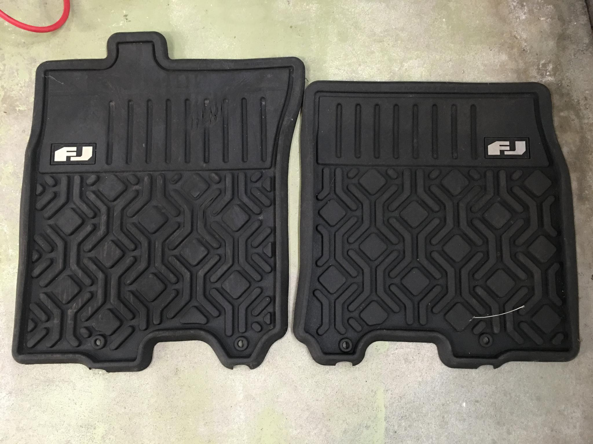 Floor mats used - Click Image For Larger Version Name Img_5548 Jpg Views 54 Size 321 1
