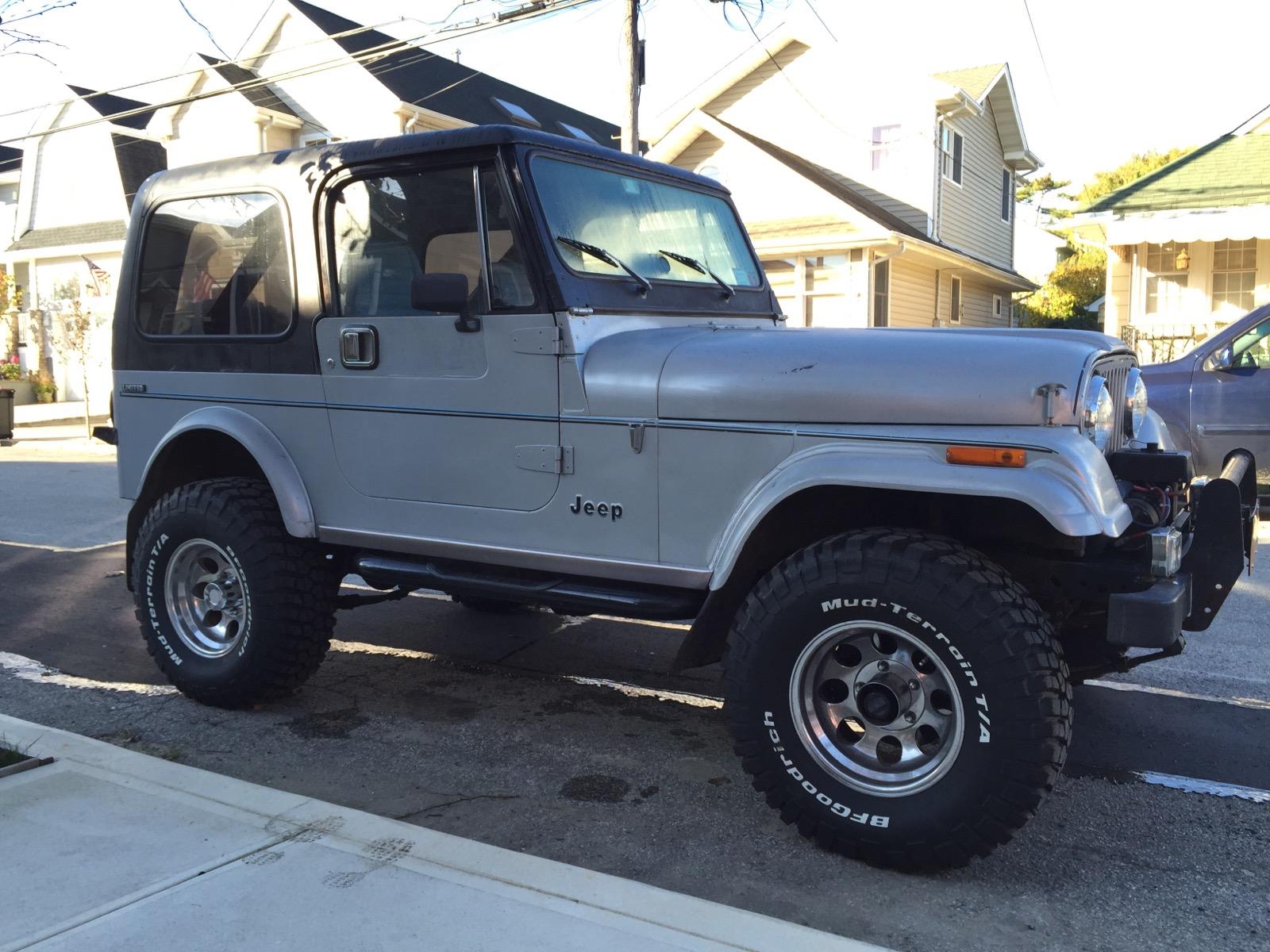 D Jeep Cj Limited Img