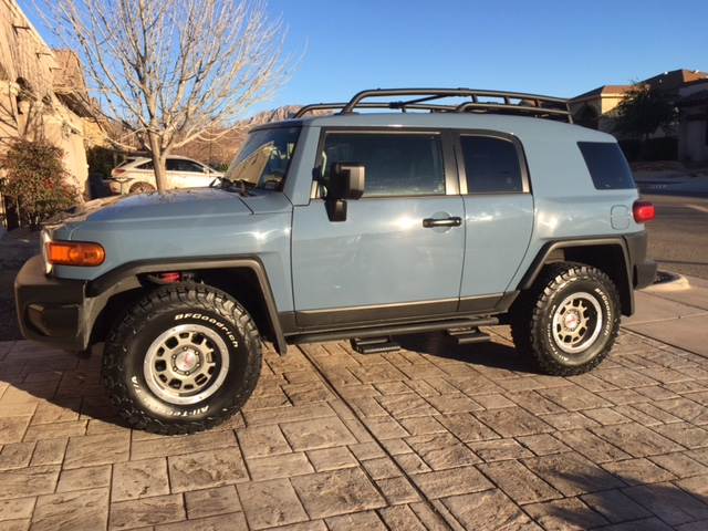 Toyota Tacoma Mods >> What size tires will fit my FJ? - Page 8 - Toyota FJ ...