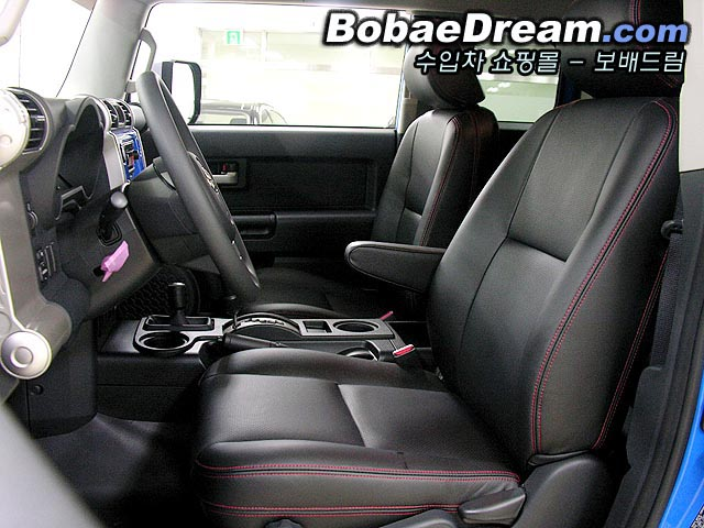 Finally Find The Best Custom Leather Seats Ever Toyota Fj