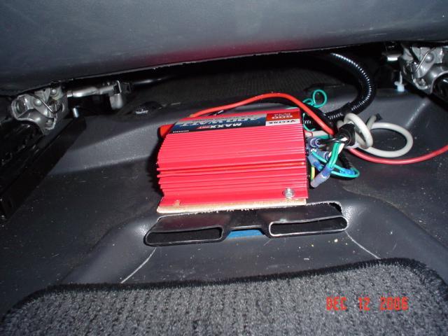 Colorado Springs Toyota >> 400w inverter installation - Toyota FJ Cruiser Forum