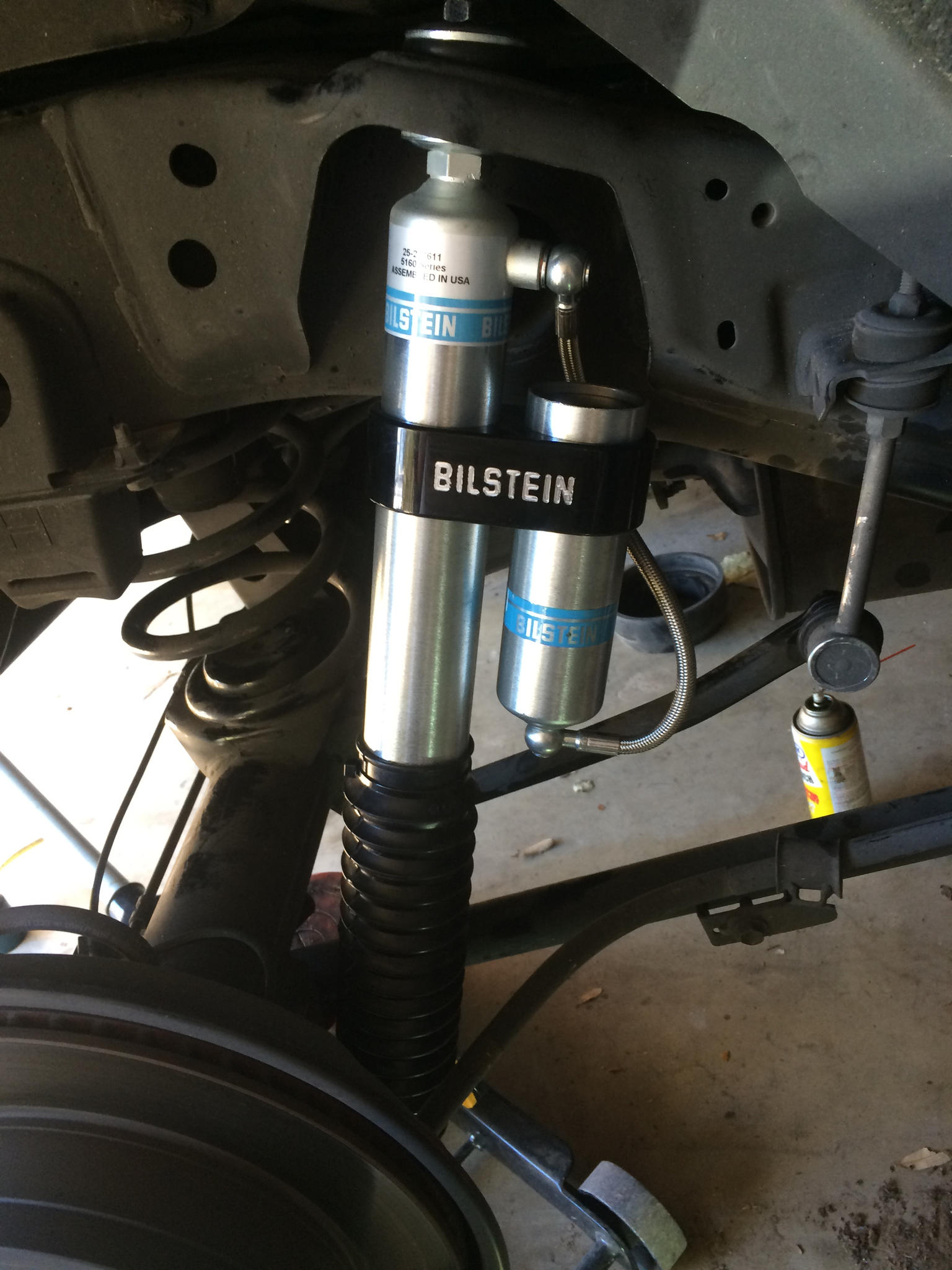 New Bilstein 6112 Series Page 3 Toyota Fj Cruiser Forum
