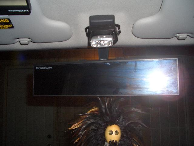 Interior Ambient Lighting Map Lights Toyota Fj