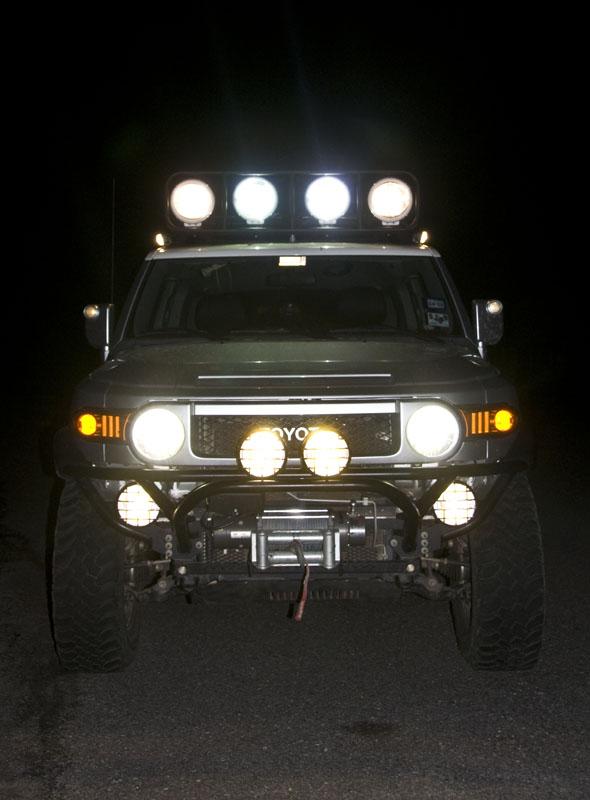 Toyota Corpus Christi >> ROOF mounted LIGHTS - Page 3 - Toyota FJ Cruiser Forum