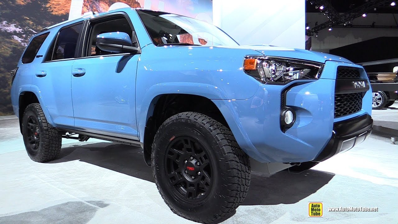 Which TRD Pro is the Most Worthy Successor? - Toyota FJ ...