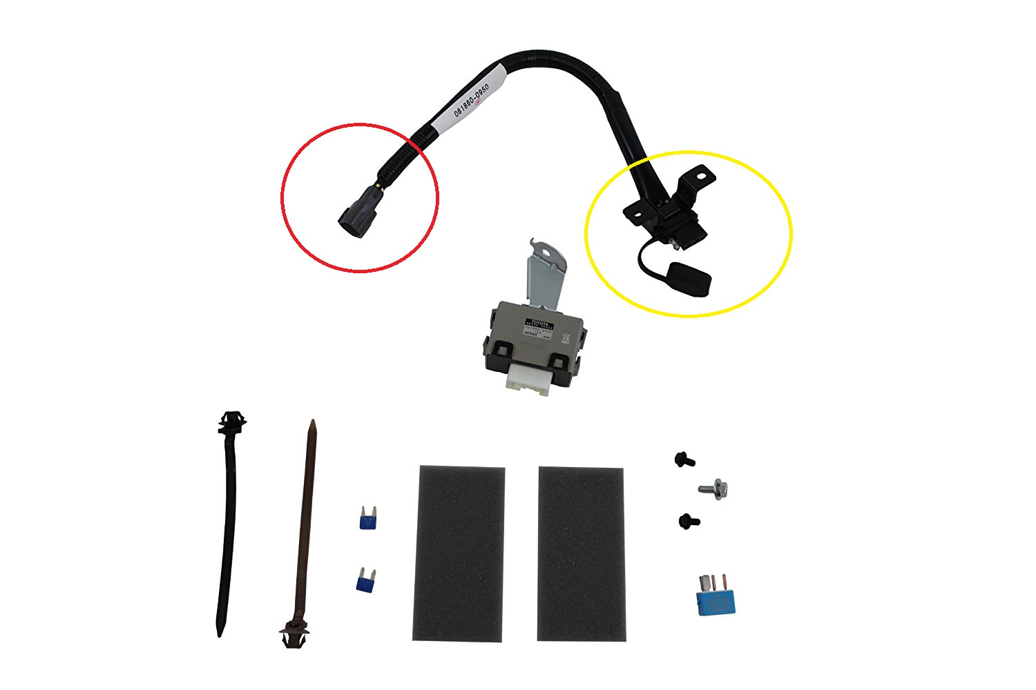 Problem With Trailer Lights Need Help Toyota Fj Cruiser Forum Towing Wiring Harness Troubleshooting Click Image For Larger Version Name Oem Views 121 Size