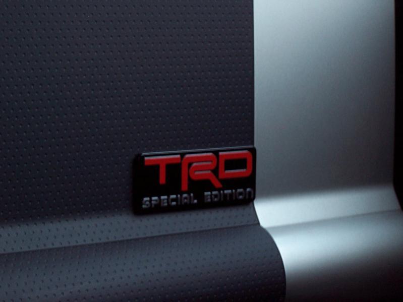 Trd Emblem Placement Toyota Fj Cruiser Forum