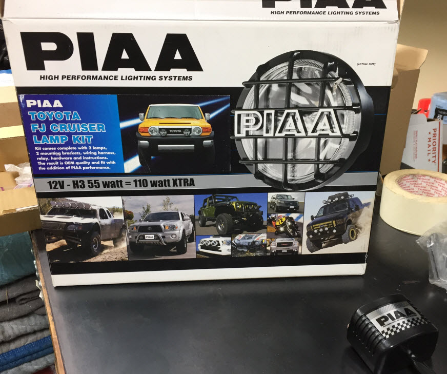 another piaa 520 light question