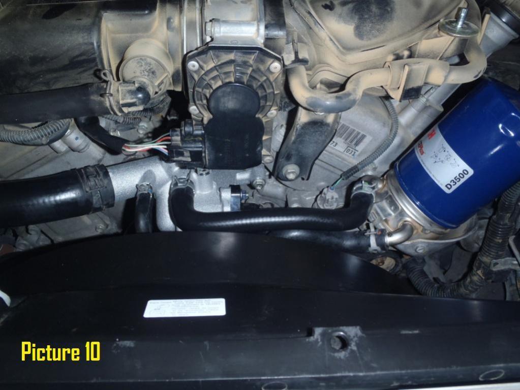 Diy Oem Fj Cruiser Tacoma Oil Cooler Install Toyota Fj Cruiser Forum