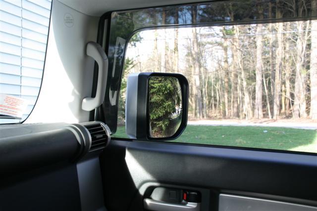 Multivex Mirrors For Blindspots Page 11 Toyota Fj