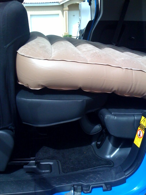 Air Mattress for FJ Cruiser - Toyota FJ Cruiser Forum