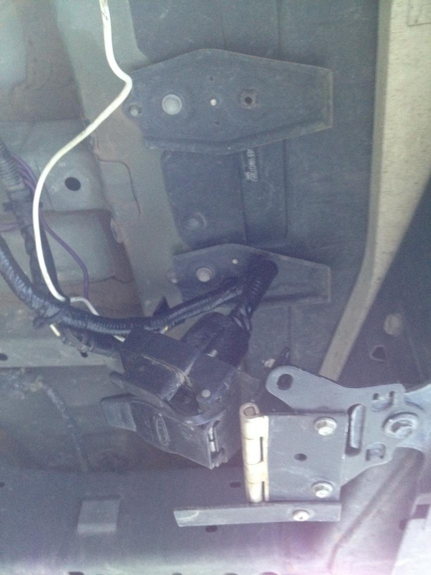 Where To Mount 7 Pole Trailer Harness Page 5 Toyota Fj Cruiser Forum 13 F250 Pin Wire Click Image For Larger Version Name Photo 2 Views 572 Size